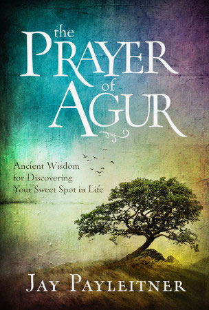 The Prayer of Agur Book Cover