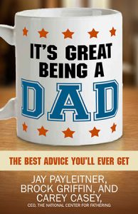 It's Great Being a Dad book cover