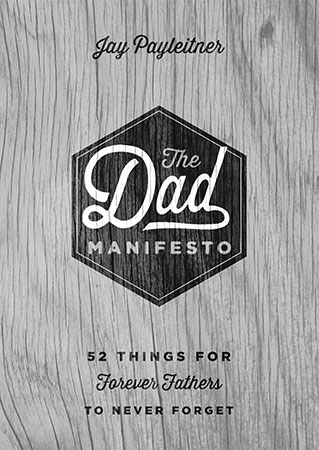 The Dad Manifesto book cover
