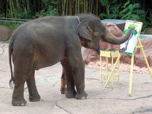 Elephant Art Project