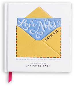 Love Notes From God book cover