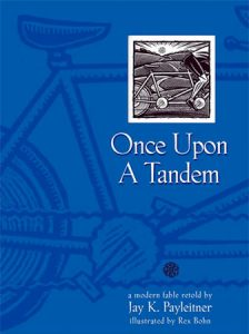 Once Upon A Tandem book cover