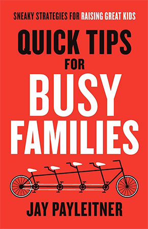Quick Tips for Busy Families book cover